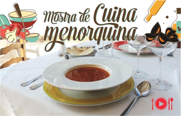 La Asociación de Restauradores organiza la séptima Mostra de Cuina Menorquina con Exquisita Menorca