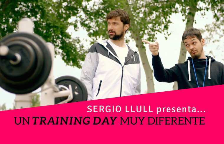 El deportista menorquín Sergio Llull explica a Exquisita Menorca el nuevo Training Day que está experimentando para mejorar su forma física.