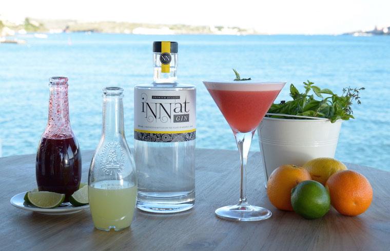 Gin & Rose un combinado de Ginebra con sabor a fresa