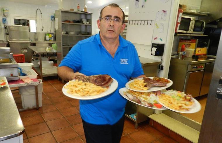 Servicio Cafeteria Susy Exquisita Menorca