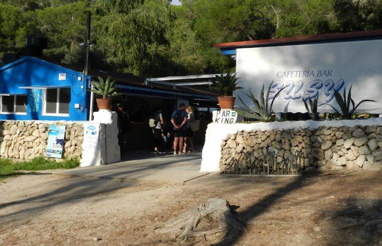 Entrada Cafeteria Susy Exquisita Menorca