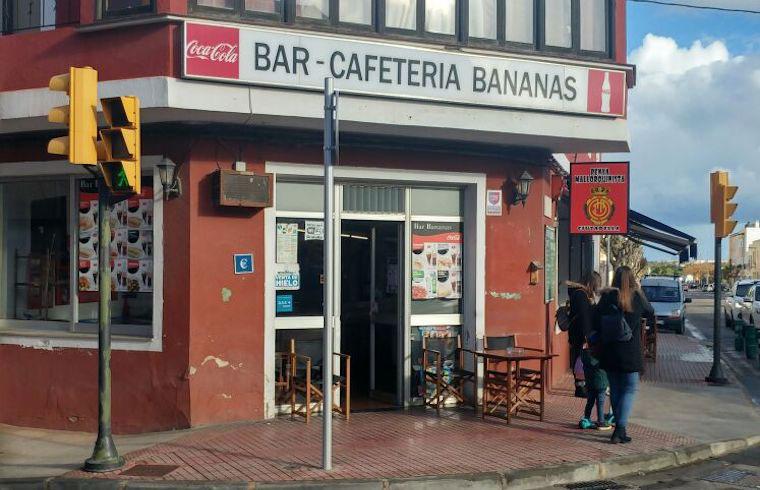 Cafeteria Bananas Exquisita Menorca
