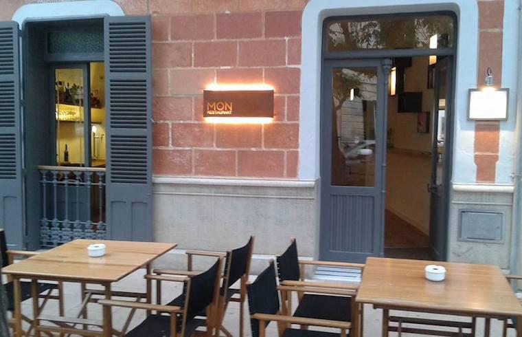 Resultado de imagen de terraza restaurante mon menorca