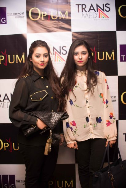 Mahnoor and Momal