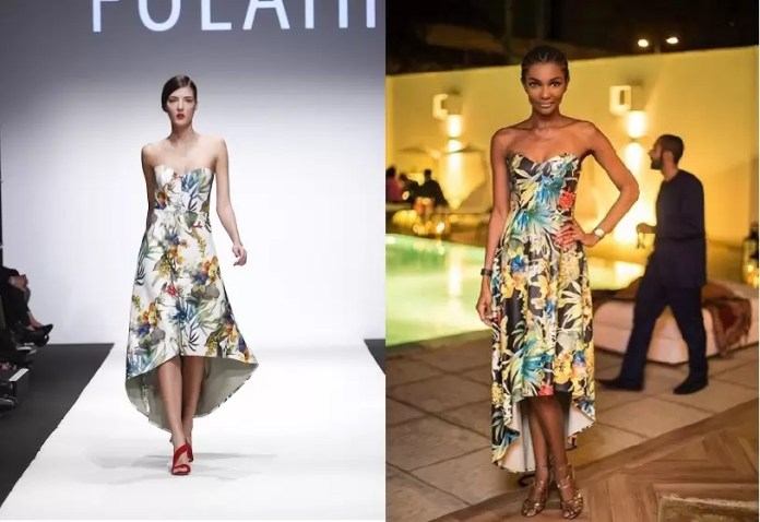 RUNWAY TO REDCARPET: AGBANI DAREGO, MICHELLE WILLIAMS, SEYI SHAY, LIL MAMA, CANDACE BUSHNELL BRINGS FULANI FASHION DRESSES OFF THE RUNWAY ONTO THE RED CARPET 1