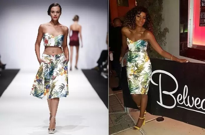 RUNWAY TO REDCARPET: AGBANI DAREGO, MICHELLE WILLIAMS, SEYI SHAY, LIL MAMA, CANDACE BUSHNELL BRINGS FULANI FASHION DRESSES OFF THE RUNWAY ONTO THE RED CARPET 4