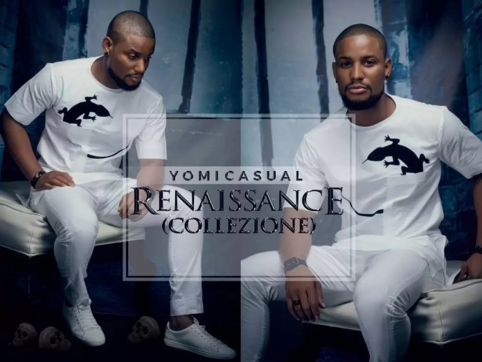 Fashion - Yomi Casual Debuts 2017 Collection 'Renaissance' featuring Zack Orji, Alex Ekubo, IK Ogbonna and Ebube Nwagbo 7