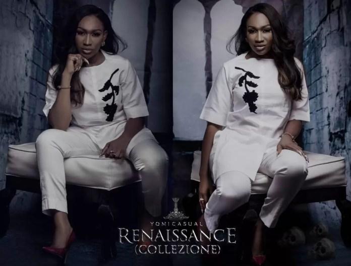 Fashion - Yomi Casual Debuts 2017 Collection 'Renaissance' featuring Zack Orji, Alex Ekubo, IK Ogbonna and Ebube Nwagbo 11