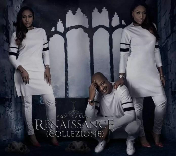 Fashion - Yomi Casual Debuts 2017 Collection 'Renaissance' featuring Zack Orji, Alex Ekubo, IK Ogbonna and Ebube Nwagbo 9