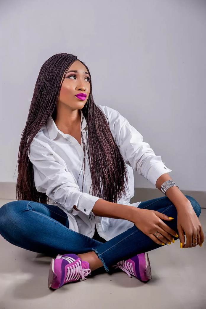 EMnews - Tv Personality/host and Actor Bridget chigbufue releases photos to celebrate Birthday. 5