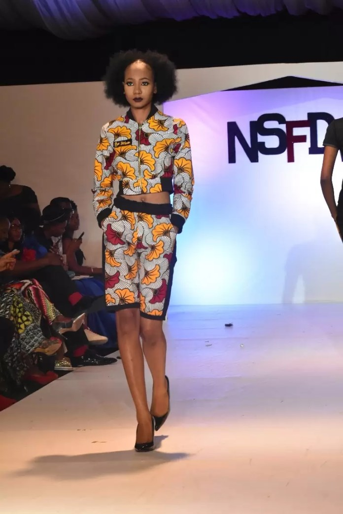 EMNews - Full highlight of the Nigerian Student Fashion & Design Week 2017 32