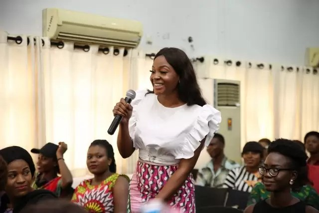 """EMNews - LFDW 2017 FASHION FOCUS TALKS KICK OFF IN ENUGU, ABUJA, PORTHARCOURT AND LAGOS WITH THE THEME """"FROM PASSION TO PROFIT"""" 23"""