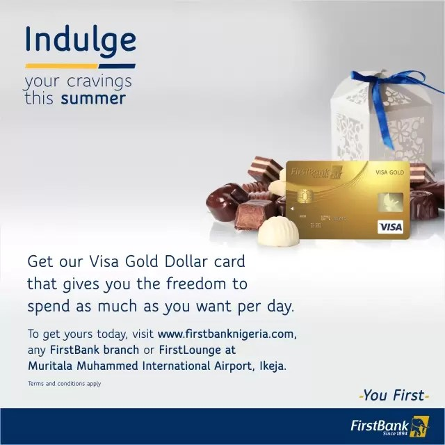 Enjoy Your Summer with FirstBank Dollar Denominated Cards 1