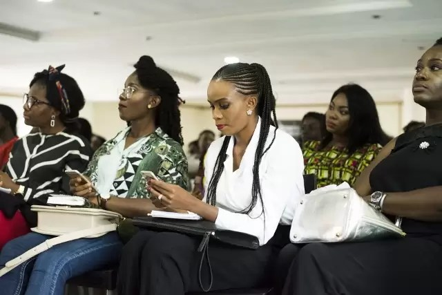 """EMNews - LFDW 2017 FASHION FOCUS TALKS KICK OFF IN ENUGU, ABUJA, PORTHARCOURT AND LAGOS WITH THE THEME """"FROM PASSION TO PROFIT"""" 13"""