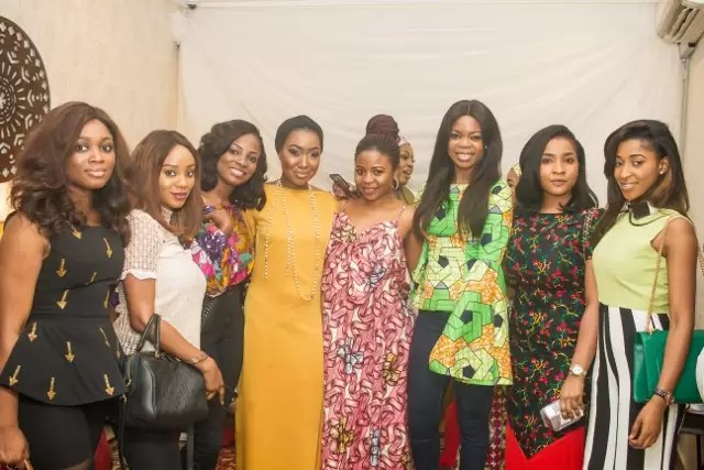 EMNews - Osas Ighodaro, Idia Aisien, Maria Okan, attend the Mai-Saa Northern beauty spa launch. 51