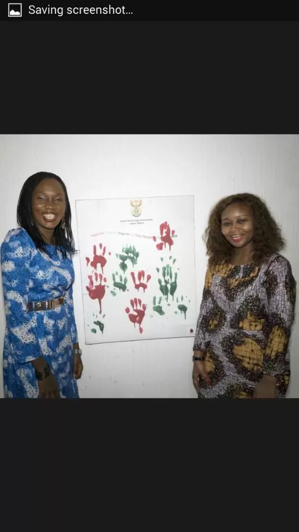 EMNews - SOUTH AFRICA AMBASSADOR PLAYS HOST TO MRS NIGERIA UNIVERSE QUEEN. 12