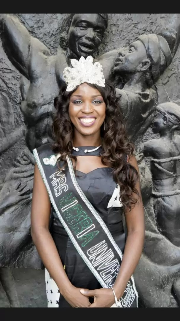EMNews - SOUTH AFRICA AMBASSADOR PLAYS HOST TO MRS NIGERIA UNIVERSE QUEEN. 1