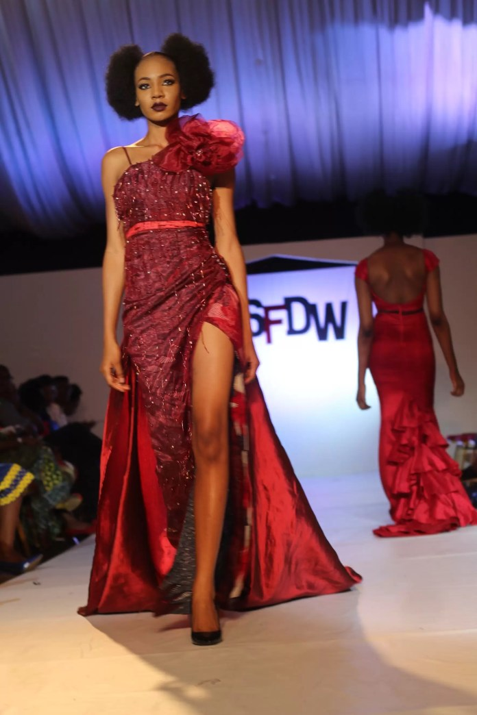 EMNews - Full highlight of the Nigerian Student Fashion & Design Week 2017 33