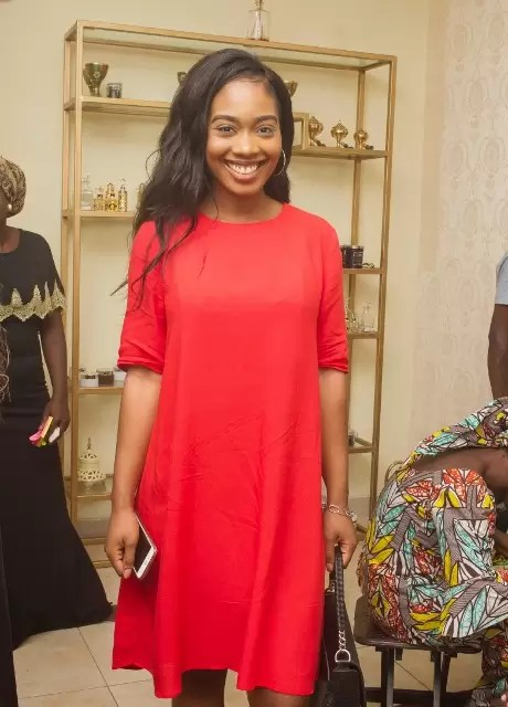 EMNews - Osas Ighodaro, Idia Aisien, Maria Okan, attend the Mai-Saa Northern beauty spa launch. 47