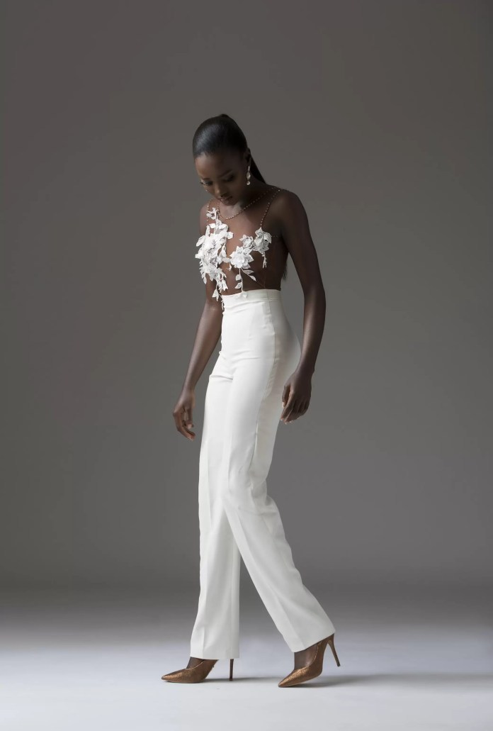 "EMFashion -   ""HER FORM"" the news bridal collection from TUBO 5"