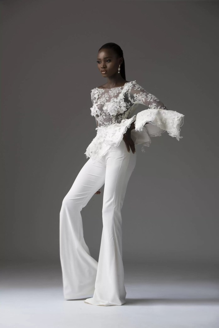 "EMFashion -   ""HER FORM"" the news bridal collection from TUBO 6"