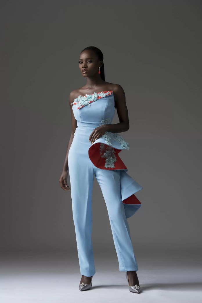 "EMFashion -   ""HER FORM"" the news bridal collection from TUBO 8"