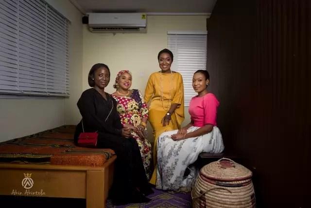 EMNews - Osas Ighodaro, Idia Aisien, Maria Okan, attend the Mai-Saa Northern beauty spa launch. 54
