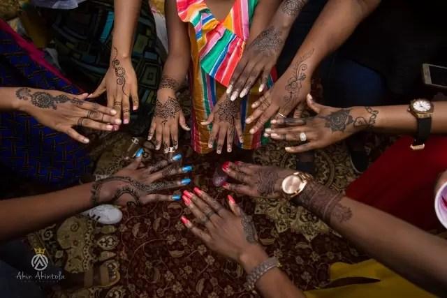 EMNews - Osas Ighodaro, Idia Aisien, Maria Okan, attend the Mai-Saa Northern beauty spa launch. 62