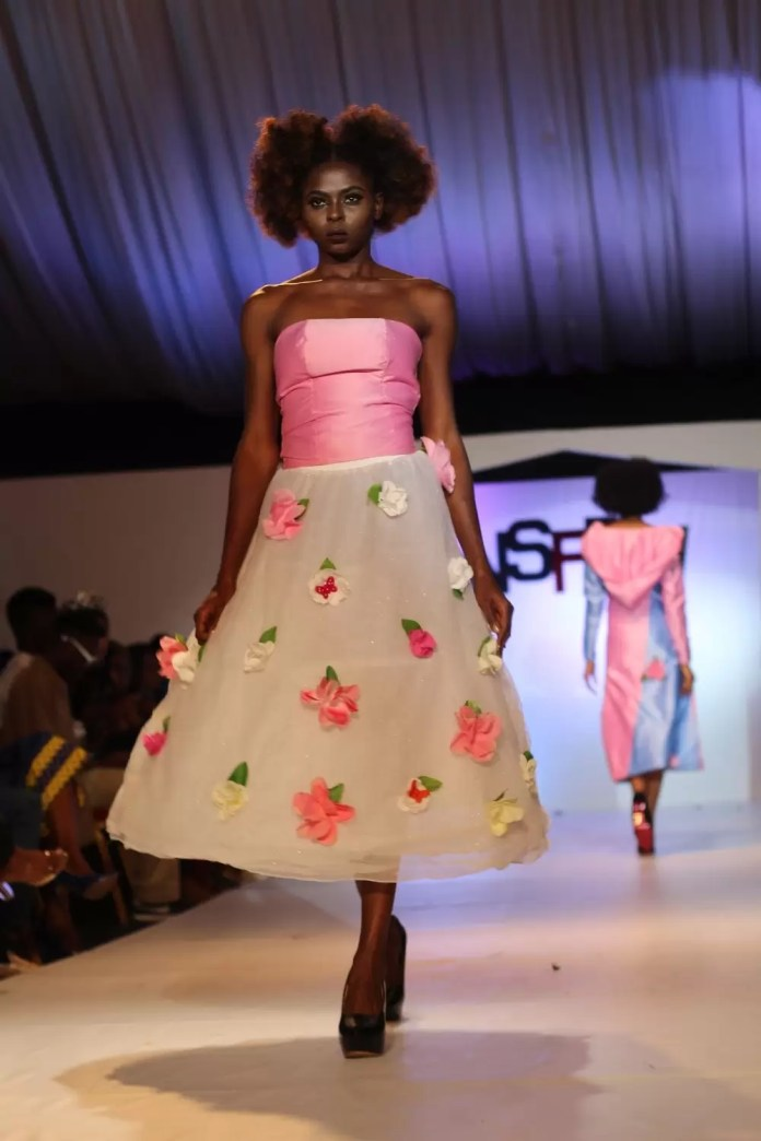 EMNews - Full highlight of the Nigerian Student Fashion & Design Week 2017 28