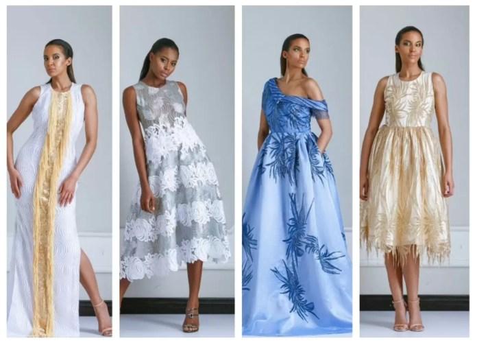 EMNews - Celebrity Stylist Kanayo Ebi Signs Nigerian Fashion Designer Chidinma Obairi To Her New York Showroom 1
