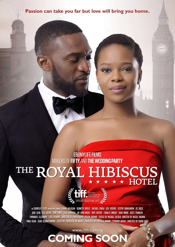 EMNews - THE ROYAL HIBISCUS HOTEL TO PREMIERE AT TIFF 2017: BE THE FIRST TO WATCH FULL-LENGTH TRAILER 1