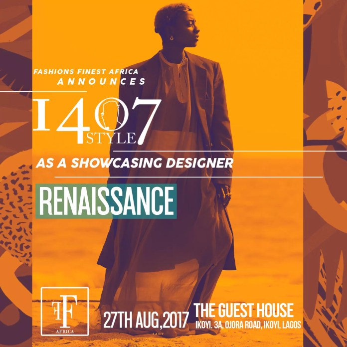 EVENTS - FASHIONS FINEST AFRICA RENAISSANCE INTRODUCES  THE FAB FOUR DESIGNERS FOR HER FORTHCOMING EVENT 2