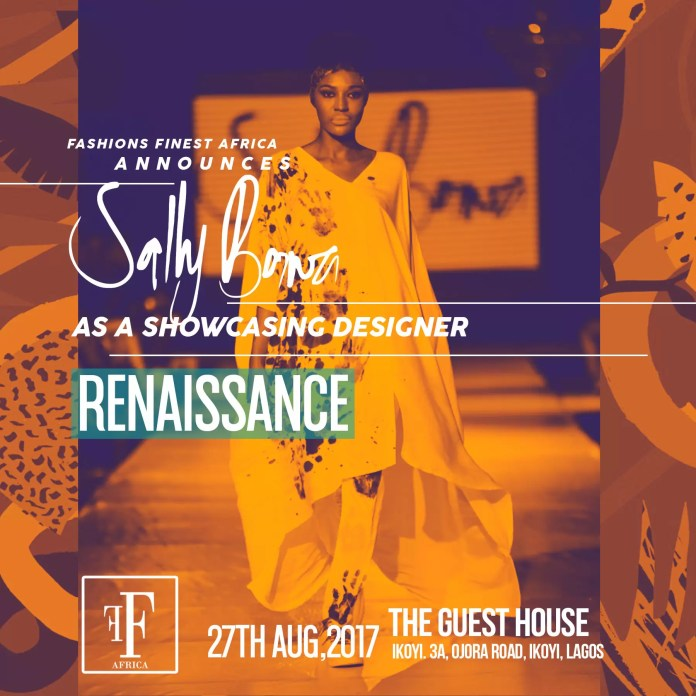 EVENTS - FASHIONS FINEST AFRICA RENAISSANCE INTRODUCES  THE FAB FOUR DESIGNERS FOR HER FORTHCOMING EVENT 3