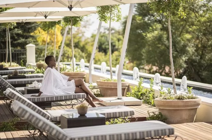 SPASATURDAY - Relax and Rejuvenate at the Spa of the Four Seasons Hotel, Westcliff, Johannesburg. 5