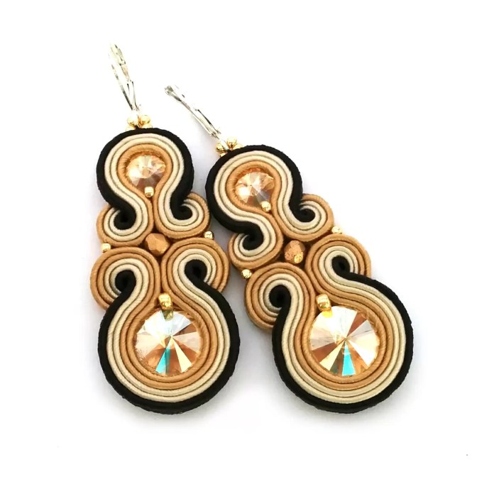Fashion - STATEMENT EARRINGS 1