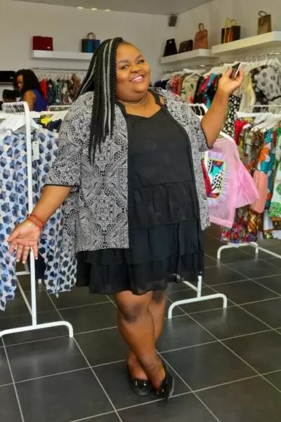 See Fun Photos from About that Curvy Life x Ma' Bello's Fashion Day Out 2