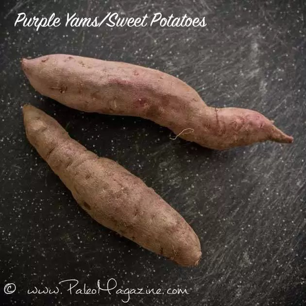 Food and Fitness- Health Benefits of Sweet potatoes 4