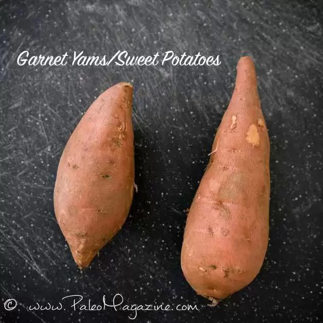 Food and Fitness- Health Benefits of Sweet potatoes 5