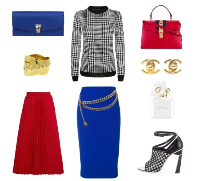 EMFashion- Pattern Play: Houndstooth 2