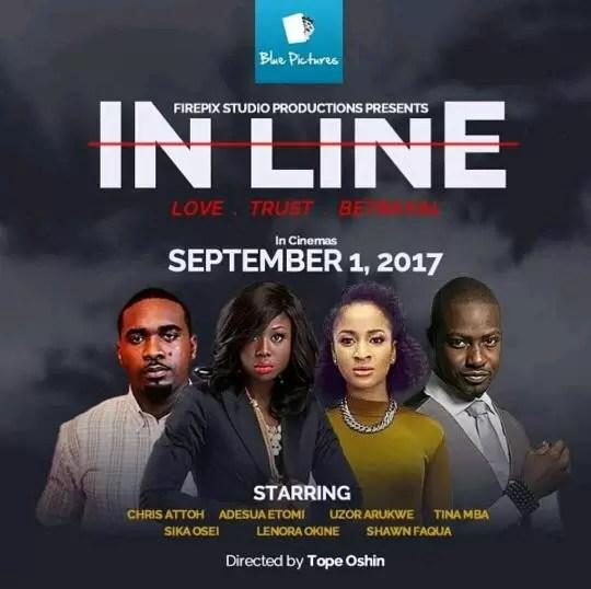 #InLineTheMovie 3