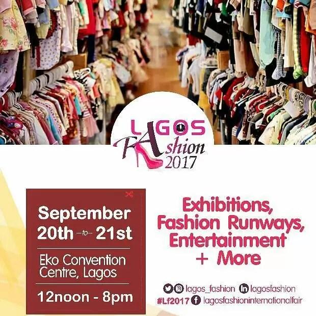 Lagos Fashion Fair 2017 is here!!! 4