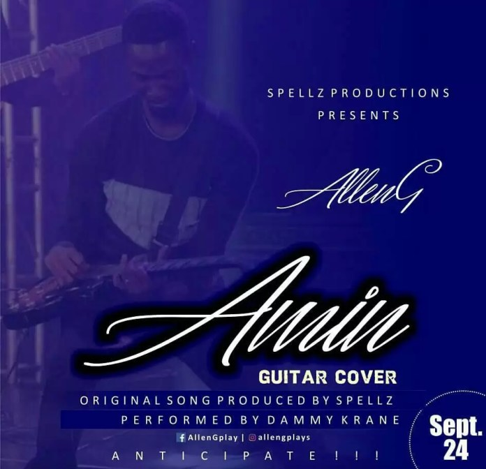 AMIN- Guitar Cover 1