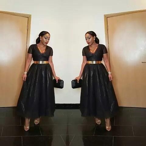 Rita Dominic looking elegant 1