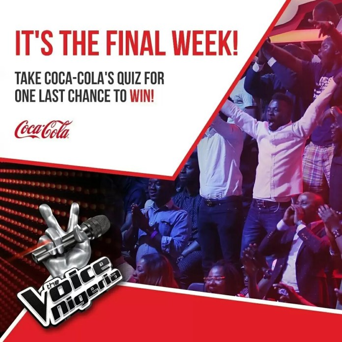 The Voice Nigeria- final straw! 1