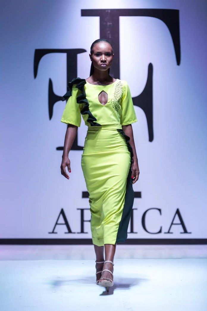 EMFashion News - Images from the maiden edition of Fashions Finest Africa - Renaissance 14