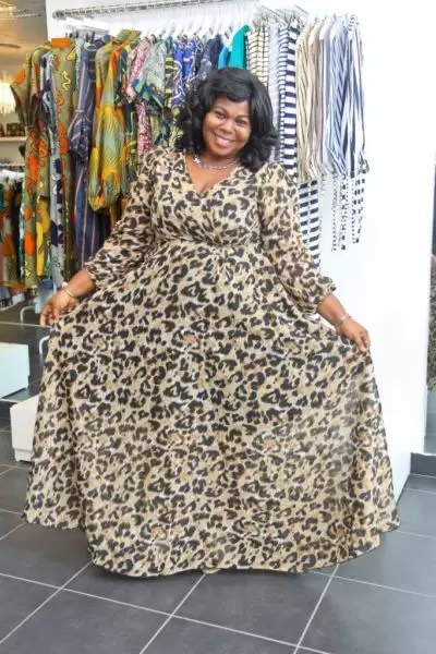 See Fun Photos from About that Curvy Life x Ma' Bello's Fashion Day Out 9