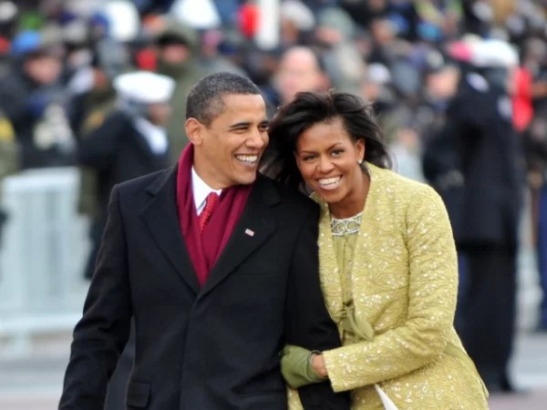 Happy 25th Anniversary to the Obamas 8