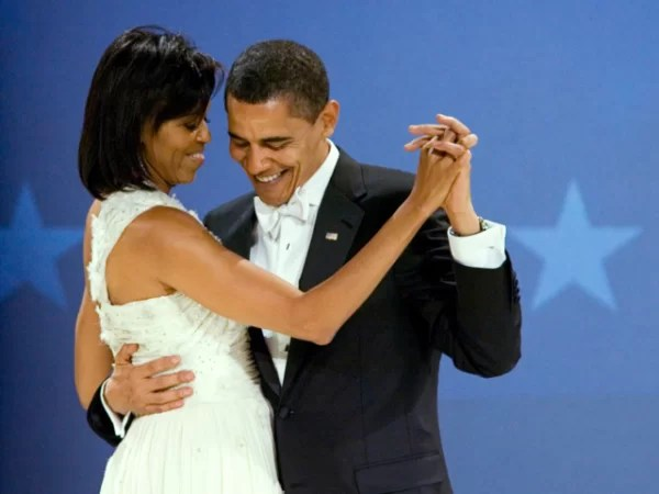 Happy 25th Anniversary to the Obamas 6
