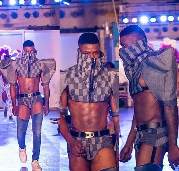 HIGHLIGHTES OF MENS FASHION WEEK NIGERIA 2017 BY AXE NIGERIA & GERMAINE AUTO 3