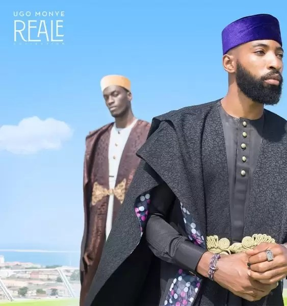 THE REALE COLLECTION by UGO MONYE 15